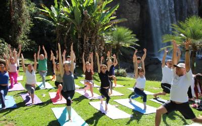 IX Retiro de Yoga – 26 a 28 de Set em Lagoinha – SP