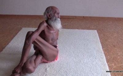 Vídeo – Yogui com 101 anos de idade!